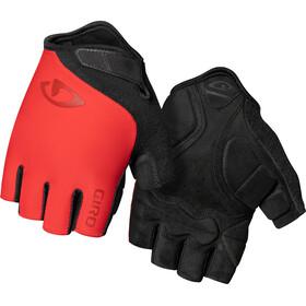 Giro Jag Gloves Men, czerwony/czarny